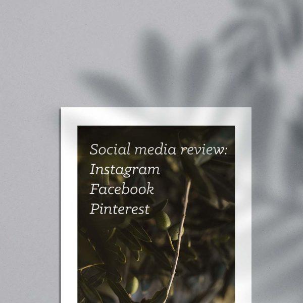 Social media review Wedding Photographer