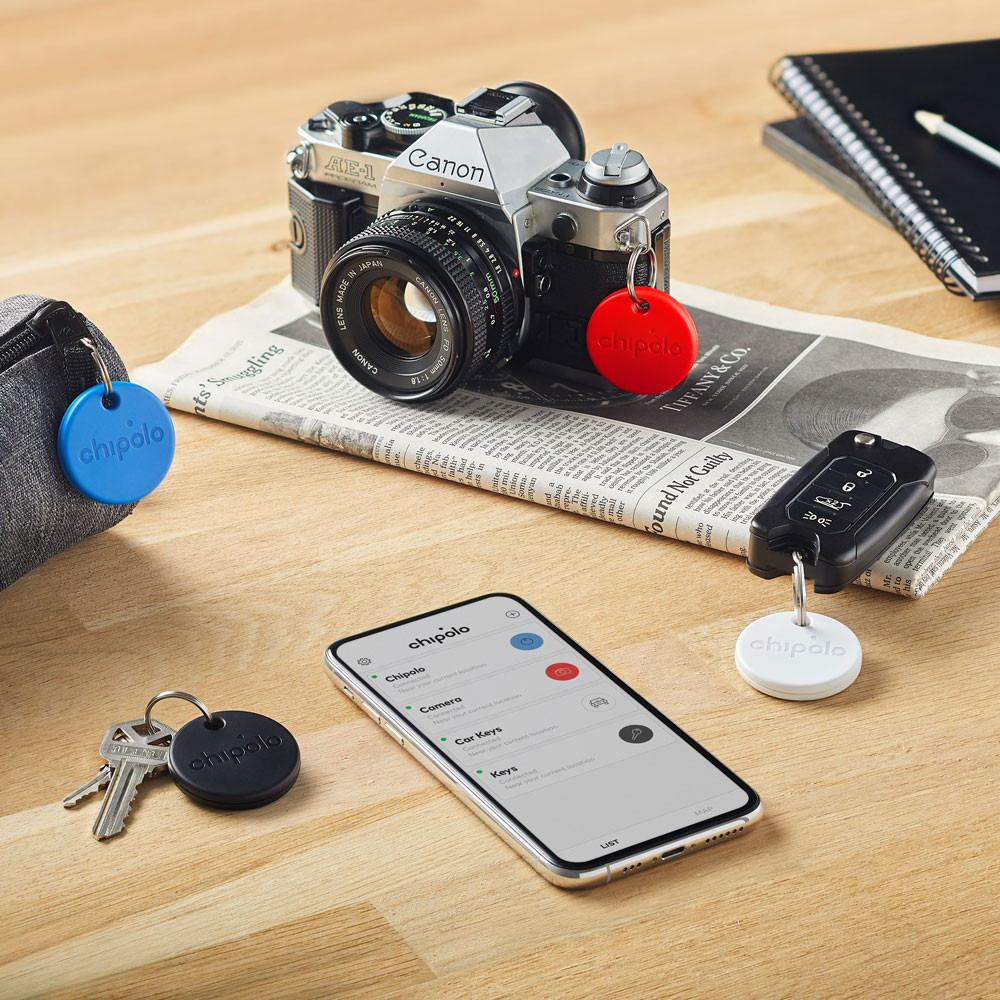 gadgets for wedding photographers find your keys camera phone